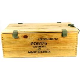 PO5175 DIDELĖ MEDINĖ DĖŽĖ