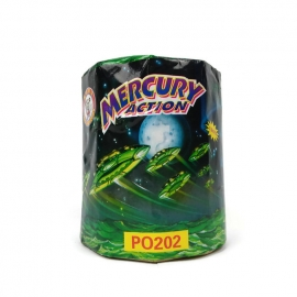 PO202 MERCURY ACTION