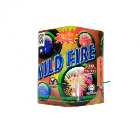 YN 2107 WILD FIRE
