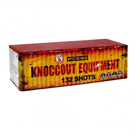 PO5189 KNOCKOUT EQUIPMENT