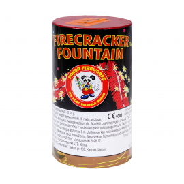 H006 FIRECRACKER FOUNTAIN